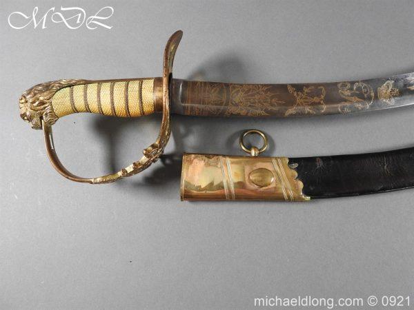 michaeldlong.com 21653 600x450 Georgian General and Staff Officer's Sword