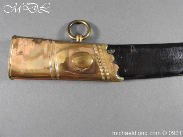 michaeldlong.com 21661 600x450 Georgian General and Staff Officer's Sword