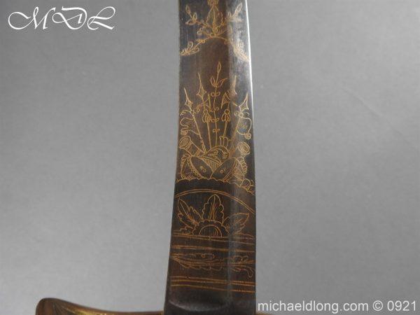 michaeldlong.com 21665 600x450 Georgian General and Staff Officer's Sword
