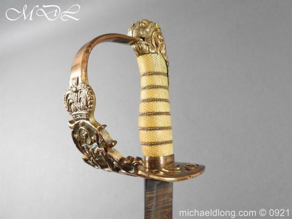 michaeldlong.com 21683 600x450 Georgian General and Staff Officer's Sword
