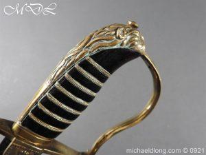 michaeldlong.com 21708 300x225 British Naval Officer's Sword c 1805