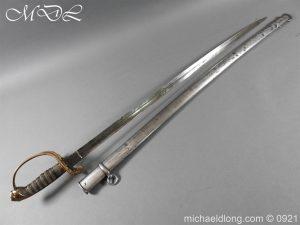 michaeldlong.com 21737 300x225 Victorian Robin Hood Rifles Officer's Sword