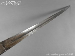 michaeldlong.com 21743 300x225 Victorian Robin Hood Rifles Officer's Sword