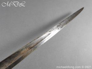 michaeldlong.com 21747 300x225 Victorian Robin Hood Rifles Officer's Sword
