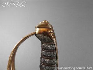 michaeldlong.com 21758 300x225 Victorian Robin Hood Rifles Officer's Sword
