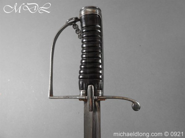 michaeldlong.com 21779 600x450 Polish 19th Century Officer's Sword