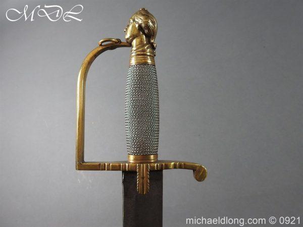 michaeldlong.com 21802 600x450 British 1788 Officer's Sword by Gill