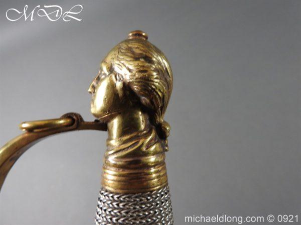michaeldlong.com 21806 600x450 British 1788 Officer's Sword by Gill