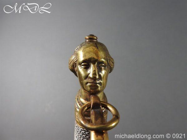 michaeldlong.com 21808 600x450 British 1788 Officer's Sword by Gill
