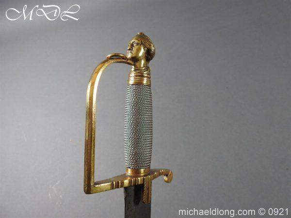 michaeldlong.com 21811 600x450 British 1788 Officer's Sword by Gill