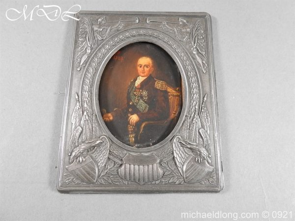 michaeldlong.com 21852 600x450 18th Century Portrait of a High Ranking Military Officer