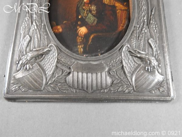 michaeldlong.com 21853 600x450 18th Century Portrait of a High Ranking Military Officer