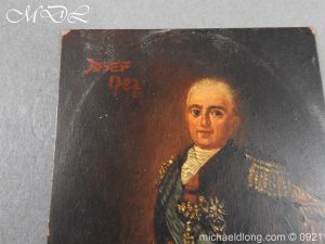 michaeldlong.com 21857 300x225 18th Century Portrait of a High Ranking Military Officer