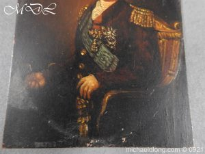 michaeldlong.com 21858 300x225 18th Century Portrait of a High Ranking Military Officer