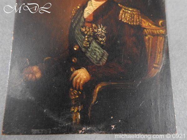 michaeldlong.com 21858 600x450 18th Century Portrait of a High Ranking Military Officer