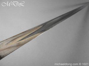 michaeldlong.com 22285 300x225 Heavy Cavalry 1788 Sword by Gill