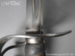 michaeldlong.com 22287 300x225 Heavy Cavalry 1788 Sword by Gill
