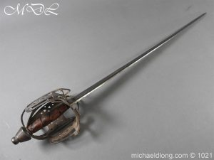 michaeldlong.com 22300 300x225 Royal Highland 42nd Infantry Sword c 1760