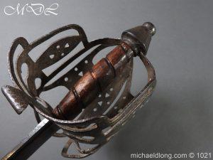 michaeldlong.com 22314 300x225 Royal Highland 42nd Infantry Sword c 1760