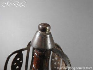 michaeldlong.com 22317 300x225 Royal Highland 42nd Infantry Sword c 1760