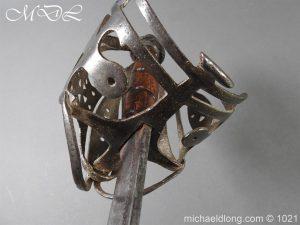 michaeldlong.com 22318 300x225 Royal Highland 42nd Infantry Sword c 1760