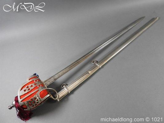 WW1 Gordon Highlanders Officer's Sword by Wilkinson