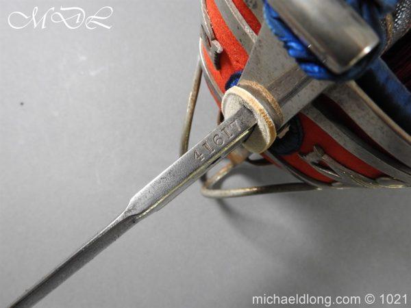 michaeldlong.com 22342 600x450 WW1 Gordon Highlanders Officer's Sword by Wilkinson