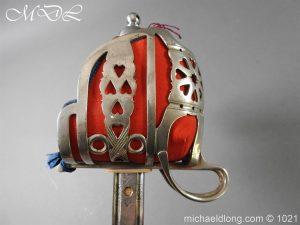 michaeldlong.com 22346 300x225 WW1 Gordon Highlanders Officer's Sword by Wilkinson