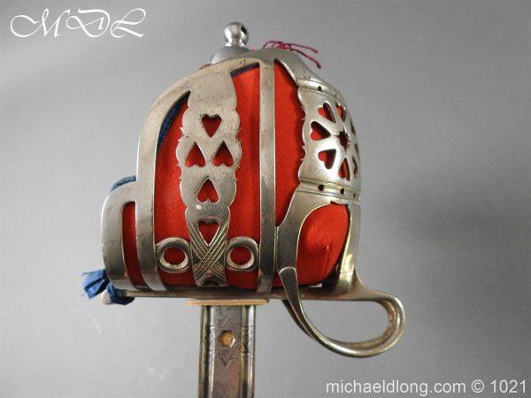 michaeldlong.com 22346 600x450 WW1 Gordon Highlanders Officer's Sword by Wilkinson