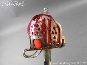 michaeldlong.com 22350 300x225 WW1 Gordon Highlanders Officer's Sword by Wilkinson