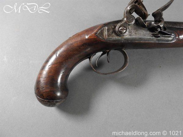 michaeldlong.com 22355 600x450 Double Barrel carriage Pistol by J Probin London