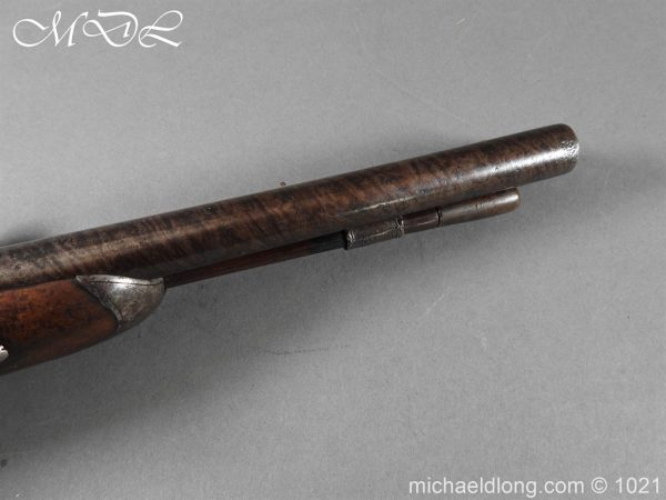 michaeldlong.com 22357 600x450 Double Barrel carriage Pistol by J Probin London