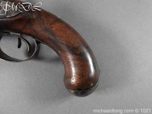 michaeldlong.com 22359 300x225 Double Barrel carriage Pistol by J Probin London