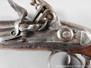 michaeldlong.com 22362 300x225 Double Barrel carriage Pistol by J Probin London