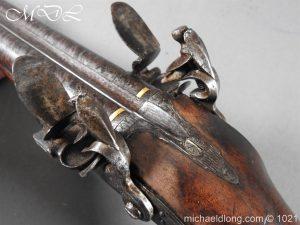 michaeldlong.com 22364 300x225 Double Barrel carriage Pistol by J Probin London