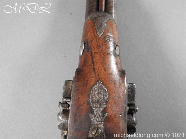 michaeldlong.com 22372 600x450 Double Barrel carriage Pistol by J Probin London