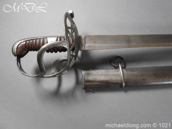michaeldlong.com 22377 600x450 Royal Horse Guards Trooper Sword