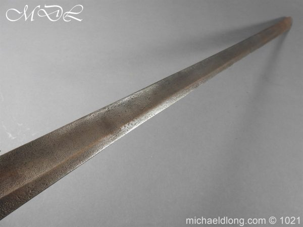michaeldlong.com 22387 600x450 Royal Horse Guards Trooper Sword