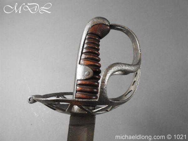 michaeldlong.com 22395 600x450 Royal Horse Guards Trooper Sword