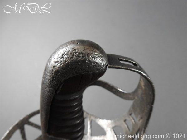 michaeldlong.com 22397 600x450 Royal Horse Guards Trooper Sword