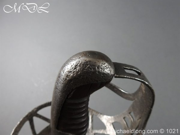 michaeldlong.com 22400 600x450 Royal Horse Guards Trooper Sword