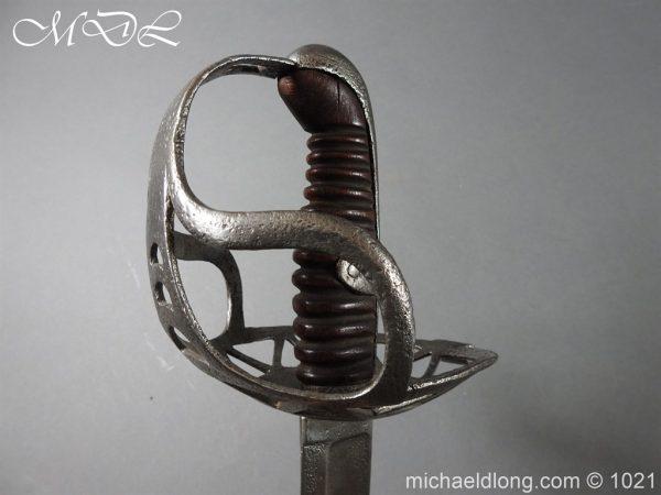 michaeldlong.com 22402 600x450 Royal Horse Guards Trooper Sword