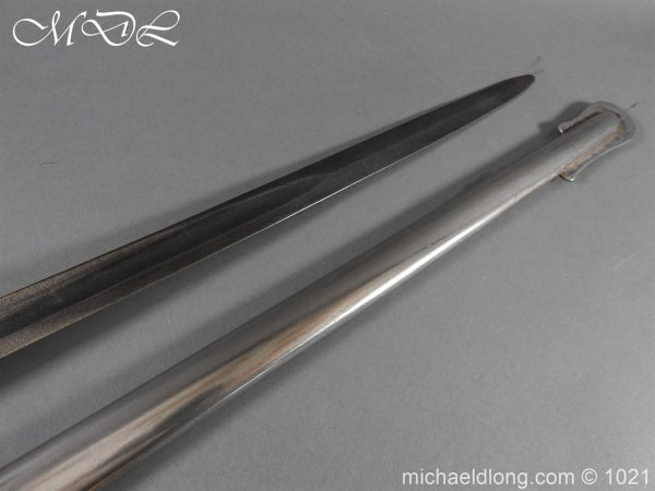 michaeldlong.com 22406 600x450 1st Life Guards Pattern 1820 Trooper Sword