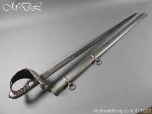 michaeldlong.com 22407 300x225 1st Life Guards Pattern 1820 Trooper Sword