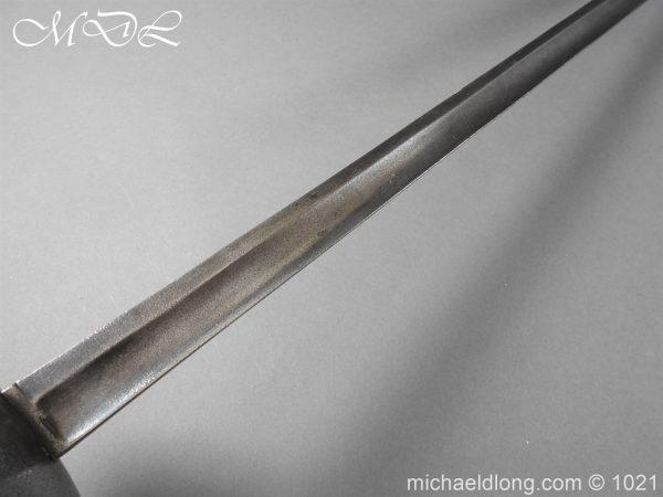 michaeldlong.com 22417 600x450 1st Life Guards Pattern 1820 Trooper Sword