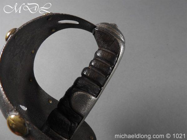 michaeldlong.com 22426 600x450 1st Life Guards Pattern 1820 Trooper Sword